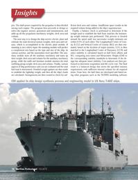 Maritime Logistics Professional Magazine, page 18,  Q1 2013 CDI