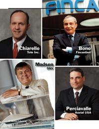 Maritime Logistics Professional Magazine, page 22,  Q1 2013