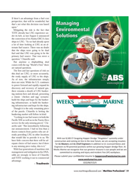 Maritime Logistics Professional Magazine, page 31,  Q1 2013 Puerto Rico