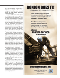 Maritime Logistics Professional Magazine, page 43,  Q1 2013 carrier execu
