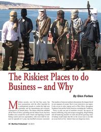 Maritime Logistics Professional Magazine, page 44,  Q1 2013 Caribbean