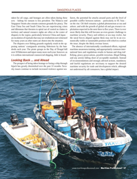 Maritime Logistics Professional Magazine, page 47,  Q1 2013 East China Sea