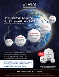 Maritime Logistics Professional Magazine, page 3,  Q1 2013