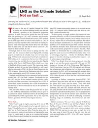 Maritime Logistics Professional Magazine, page 48,  Q1 2013 Staten Island