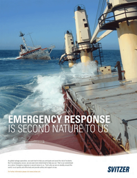 Maritime Logistics Professional Magazine, page 49,  Q1 2013