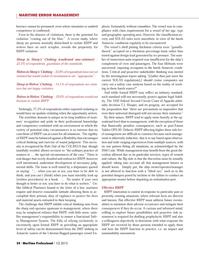 Maritime Logistics Professional Magazine, page 54,  Q1 2013 Exxon