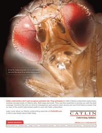 Maritime Logistics Professional Magazine, page 3rd Cover,  Q1 2013