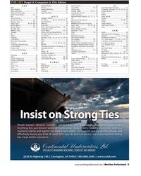 Maritime Logistics Professional Magazine, page 9,  Q2 2013