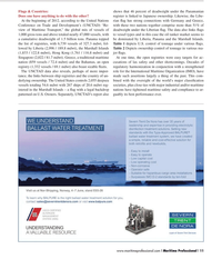 Maritime Logistics Professional Magazine, page 11,  Q2 2013