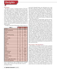 Maritime Logistics Professional Magazine, page 12,  Q2 2013