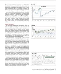 Maritime Logistics Professional Magazine, page 17,  Q2 2013