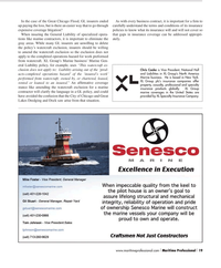 Maritime Logistics Professional Magazine, page 19,  Q2 2013