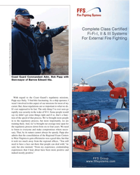 Maritime Logistics Professional Magazine, page 21,  Q2 2013