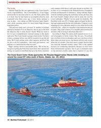 Maritime Logistics Professional Magazine, page 22,  Q2 2013