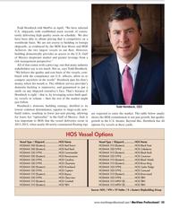 Maritime Logistics Professional Magazine, page 25,  Q2 2013
