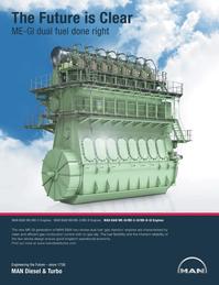 Maritime Logistics Professional Magazine, page 1,  Q2 2013