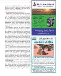 Maritime Logistics Professional Magazine, page 29,  Q2 2013