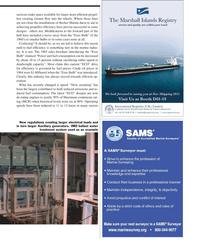 Maritime Logistics Professional Magazine, page 33,  Q2 2013