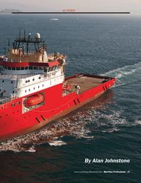 Maritime Logistics Professional Magazine, page 37,  Q2 2013