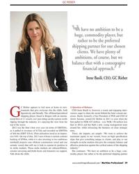 Maritime Logistics Professional Magazine, page 39,  Q2 2013