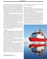 Maritime Logistics Professional Magazine, page 40,  Q2 2013