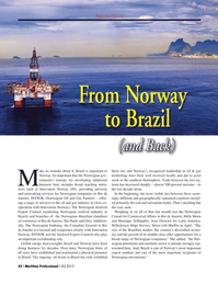 Maritime Logistics Professional Magazine, page 42,  Q2 2013