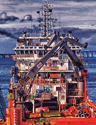 Maritime Logistics Professional Magazine, page 47,  Q2 2013