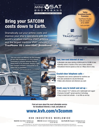 Maritime Logistics Professional Magazine, page 3,  Q2 2013