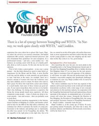 Maritime Logistics Professional Magazine, page 52,  Q2 2013