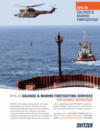 Maritime Logistics Professional Magazine, page 4th Cover,  Q2 2013