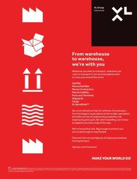 Maritime Logistics Professional Magazine, page 5,  Q2 2013