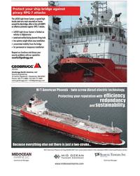 Maritime Logistics Professional Magazine, page 7,  Q2 2013
