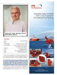Maritime Logistics Professional Magazine, page 21,  Q3 2013