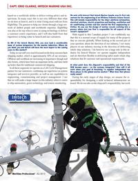 Maritime Logistics Professional Magazine, page 22,  Q3 2013