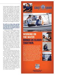 Maritime Logistics Professional Magazine, page 23,  Q3 2013 Internet access
