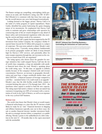 Maritime Logistics Professional Magazine, page 27,  Q3 2013 Gulf of Mexico