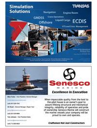 Maritime Logistics Professional Magazine, page 29,  Q3 2013