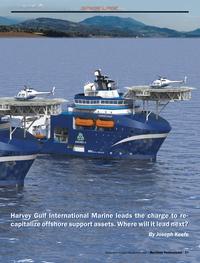 Maritime Logistics Professional Magazine, page 31,  Q3 2013
