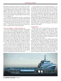 Maritime Logistics Professional Magazine, page 38,  Q3 2013 Harvey Deep Sea