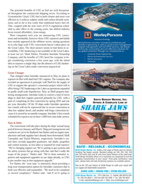 Maritime Logistics Professional Magazine, page 41,  Q3 2013 gas systems