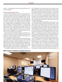 Maritime Logistics Professional Magazine, page 46,  Q3 2013 simulation