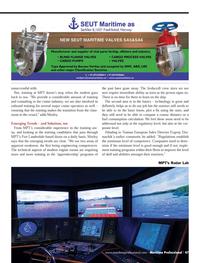 Maritime Logistics Professional Magazine, page 47,  Q3 2013