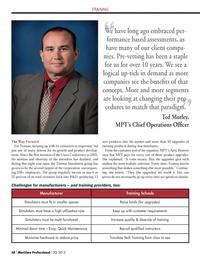 Maritime Logistics Professional Magazine, page 48,  Q3 2013 Amy Beavers