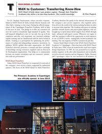 Maritime Logistics Professional Magazine, page 56,  Q3 2013