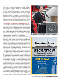 Maritime Logistics Professional Magazine, page 57,  Q3 2013