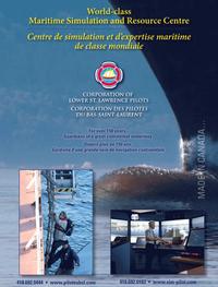 Maritime Logistics Professional Magazine, page 5,  Q3 2013
