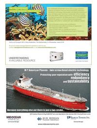 Maritime Logistics Professional Magazine, page 7,  Q3 2013