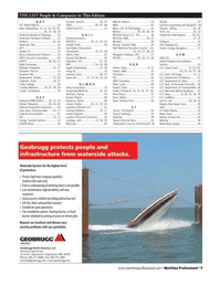 Maritime Logistics Professional Magazine, page 9,  Q4 2013