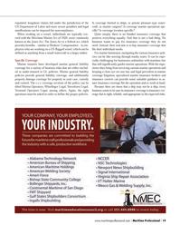 Maritime Logistics Professional Magazine, page 19,  Q4 2013 sure insurance coverage