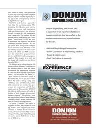 Maritime Logistics Professional Magazine, page 23,  Q4 2013